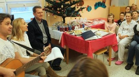 vánoce s knihou-zlín
